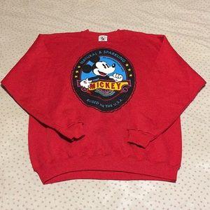Disney Natural and Sparkling Sweatshirt